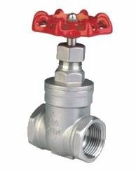 Stainless Steel Screw Gate Valve (OULING-040)