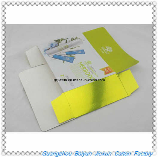 Four Colour Printing Paper Box for Gift