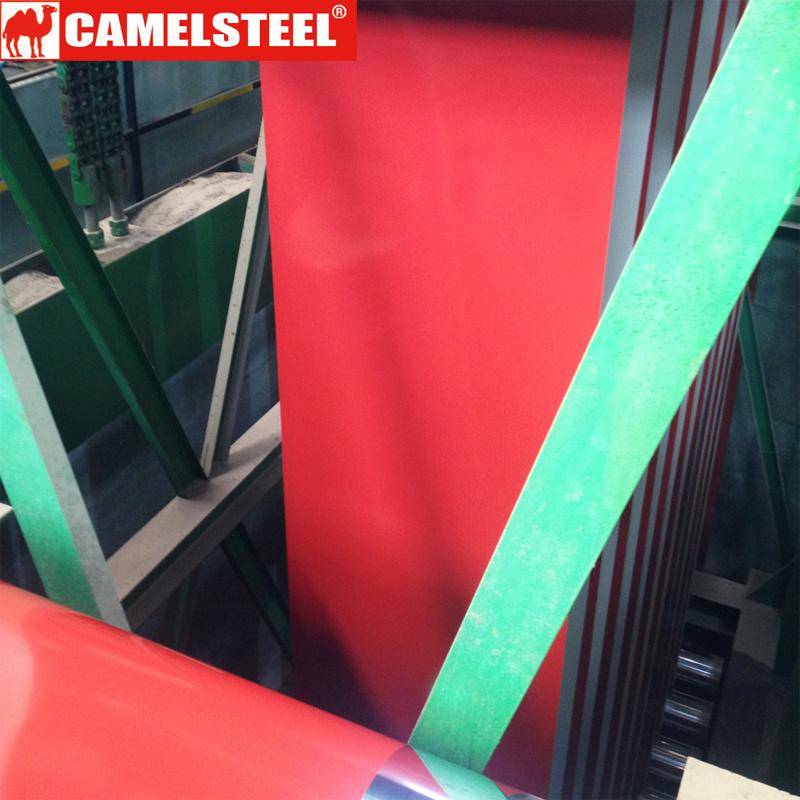 Prepainted Galvanized Steel Coils PPGI