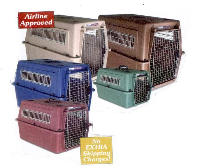 China Pet Products, OEM Colours Iata Pet Carriers