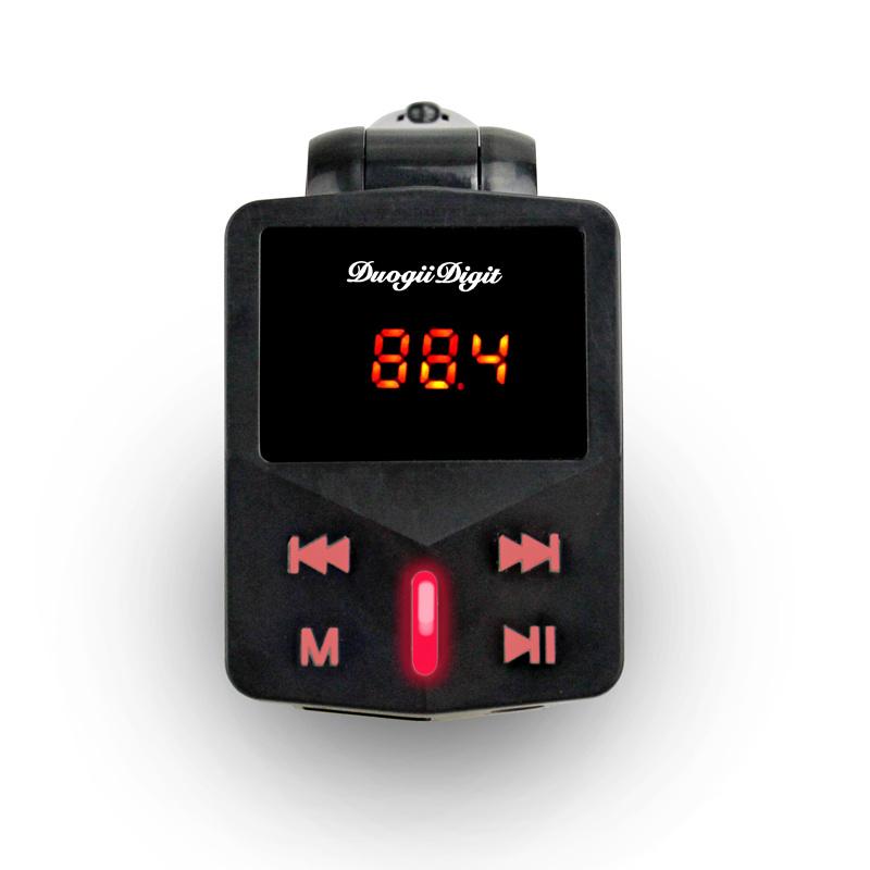Car Kit MP3 Players FM Transmitter The Keys with Light