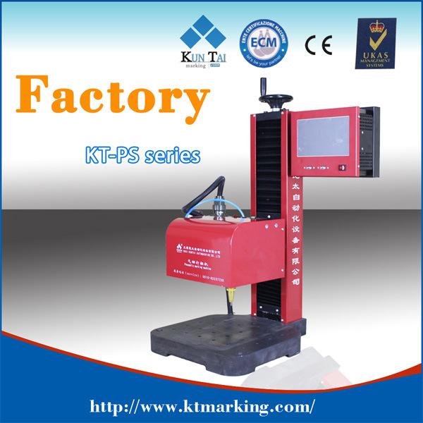 CNC Benchtop Pneumatic DOT Pin Marking Machine