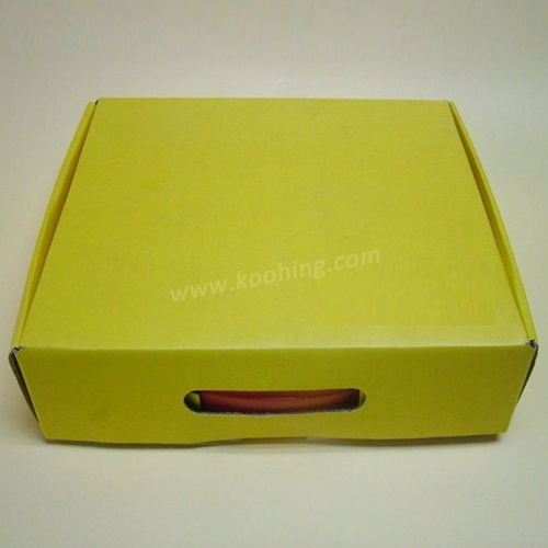 Corrugated Green Packaging Box for Express OEM Welcome