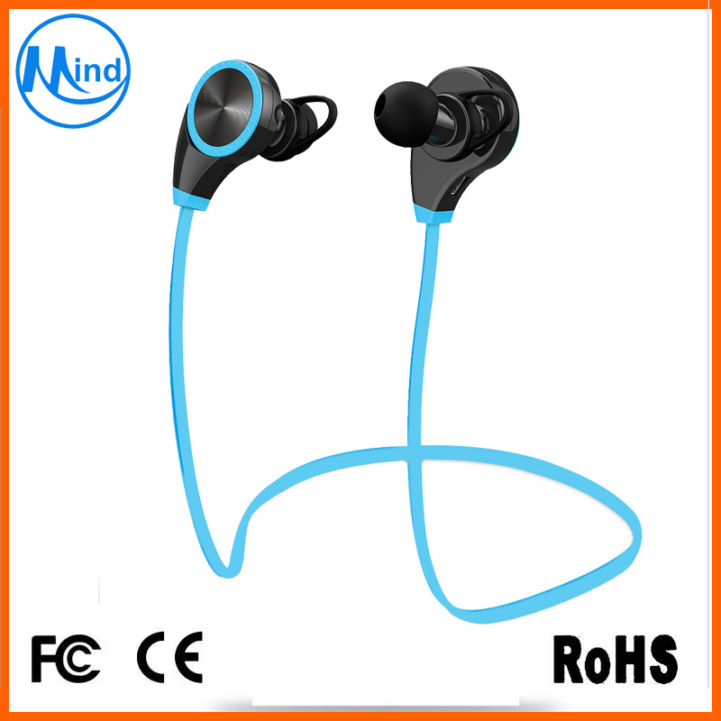 Bluetooth Headset Operation Voice Prompt Function Sports Wireless Earphone