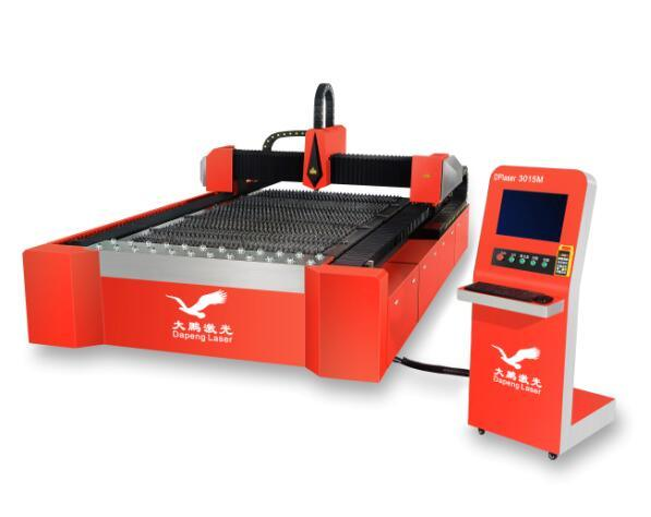 CNC Fiber Laser Cutting/Engraving Machine Ipg 1kw for Cutter 10mm Carbon Steel