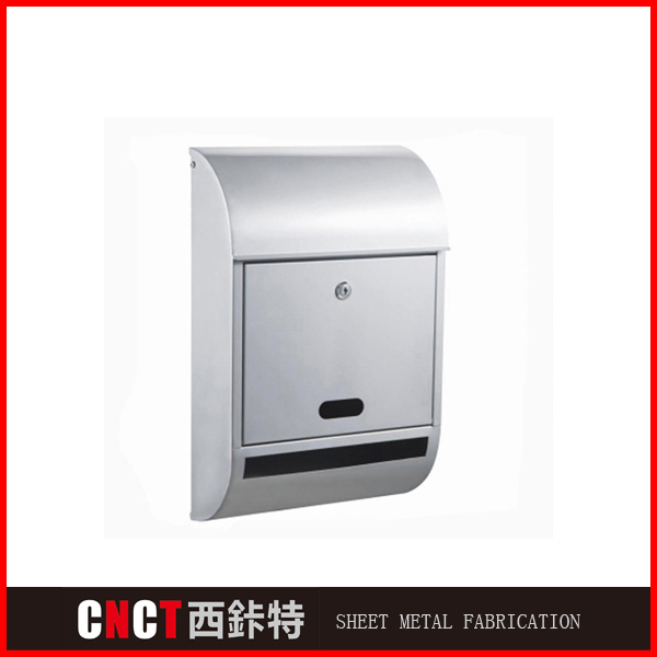 Stainless Steel External Post Boxes