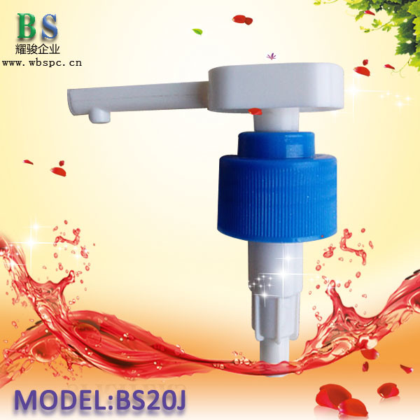 Plastic Soap Dispenser Pumps Tops for China