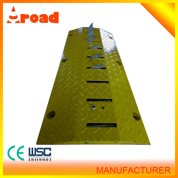 Traffic Barrier New Lron Tyer Killer Speed Bump