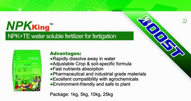 NPK Water Soluable Fertilizer
