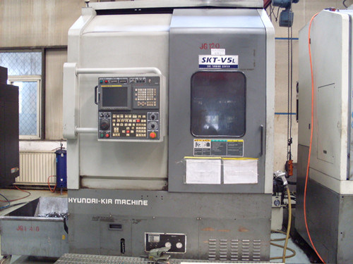 CNC Vertical Lathe Machining with Advanced German Machinery