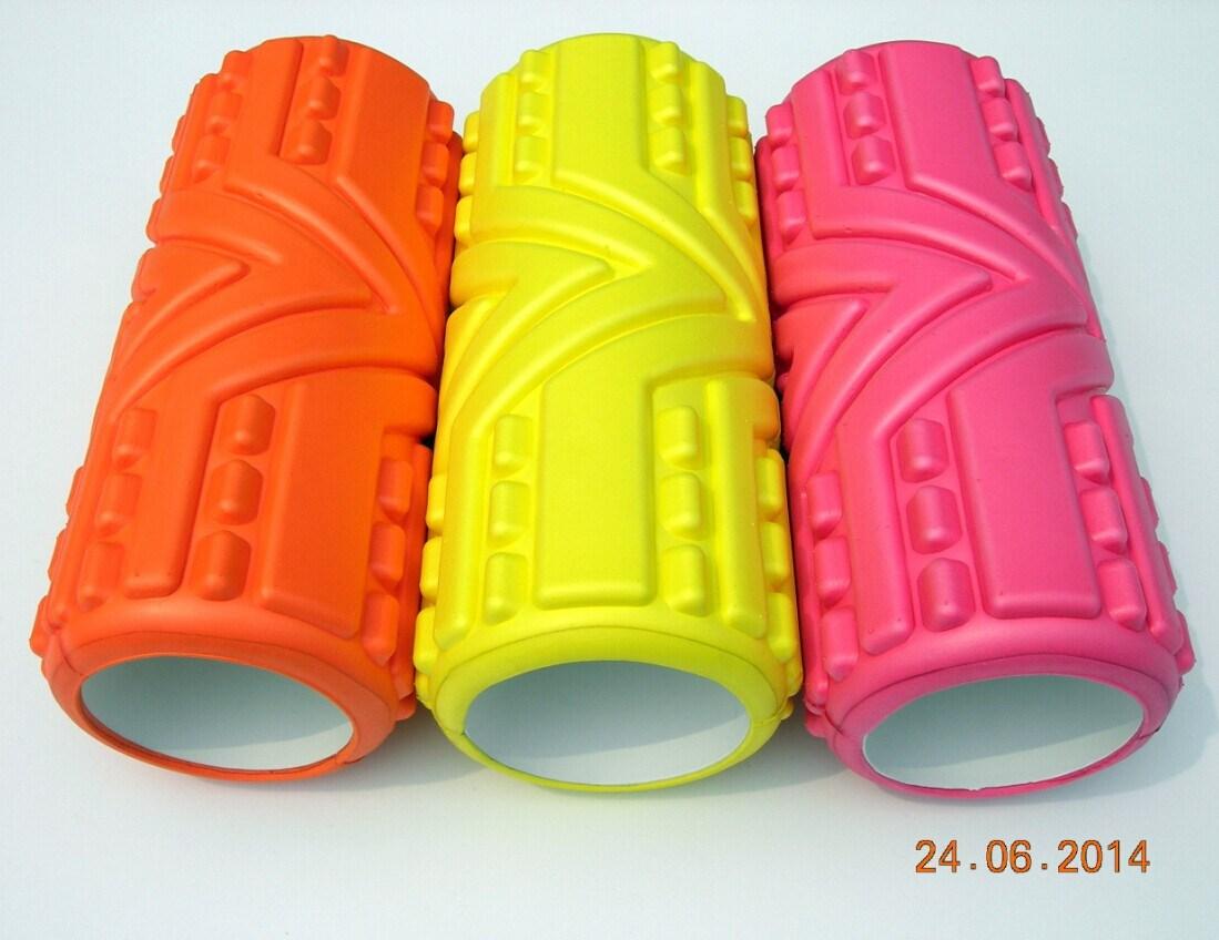 EVA Foam Roller, Grid Foam Roller, Hollow Foam Roller, Massage Foam Roller -7