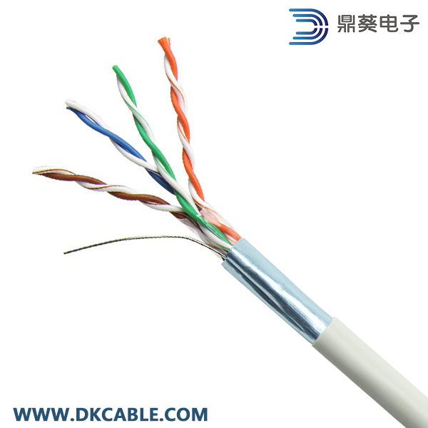 FTP Category 5e Indoor 4p 24AWG LAN Cable