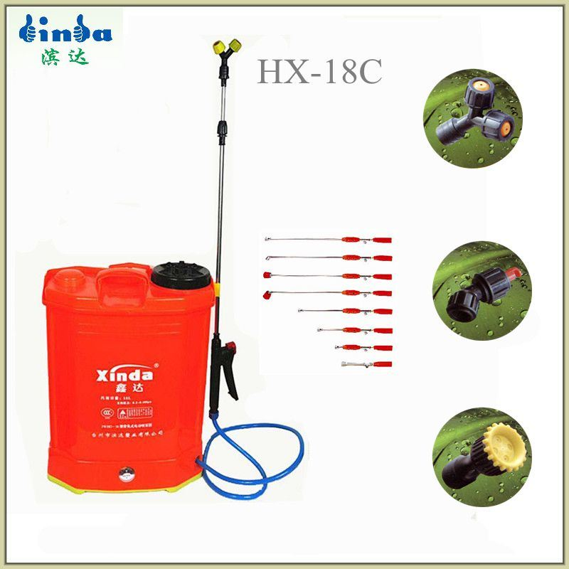 18L Power Knapsack Electric Battery Sprayers