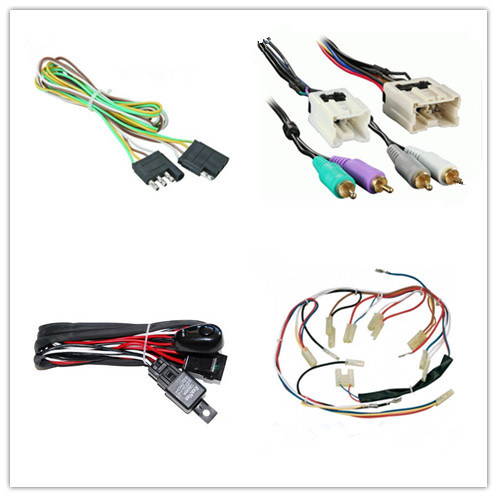 Manufacurer Custom Home Appliance and Auto Wire Harness