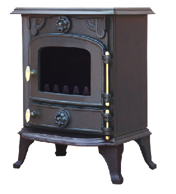 Factory Directly Supplied Cast Iron Stove, Wood Burning Stove (FIPA 013)