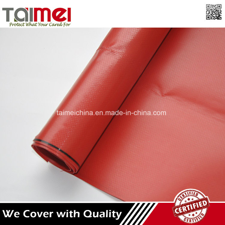 Multipurpose Waterproof PVC Coated Tarpaulin in Roll
