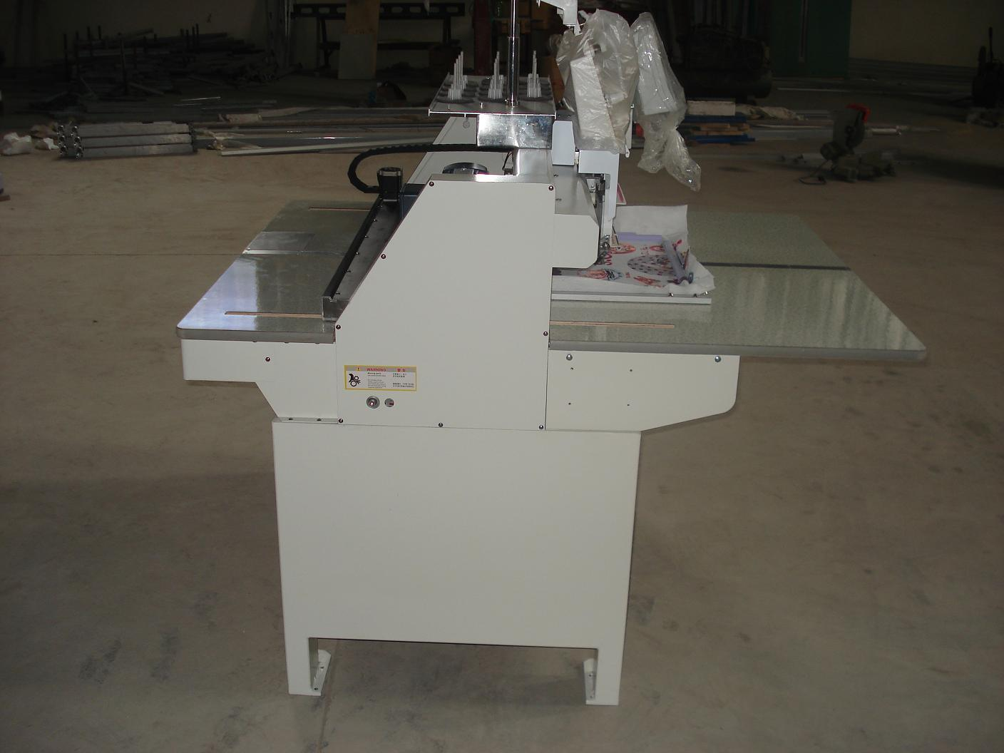Single Head Embroidery Machine for Home Use
