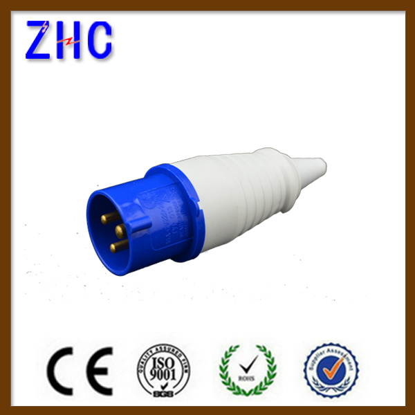 Electric Power Switch Extension Male Female Industrial Plug