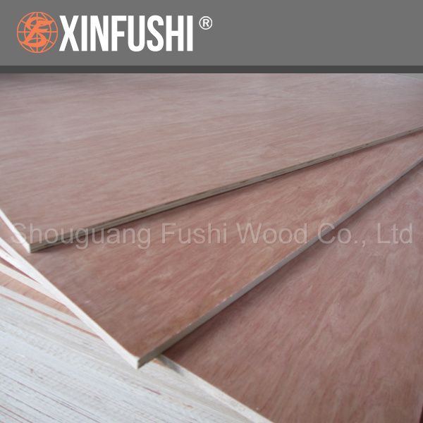 Commercial Plywood for Africa Market