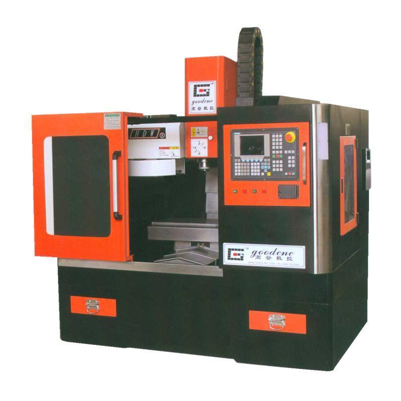 CNC Vertical Drilling&Milling Machine Vmc420L
