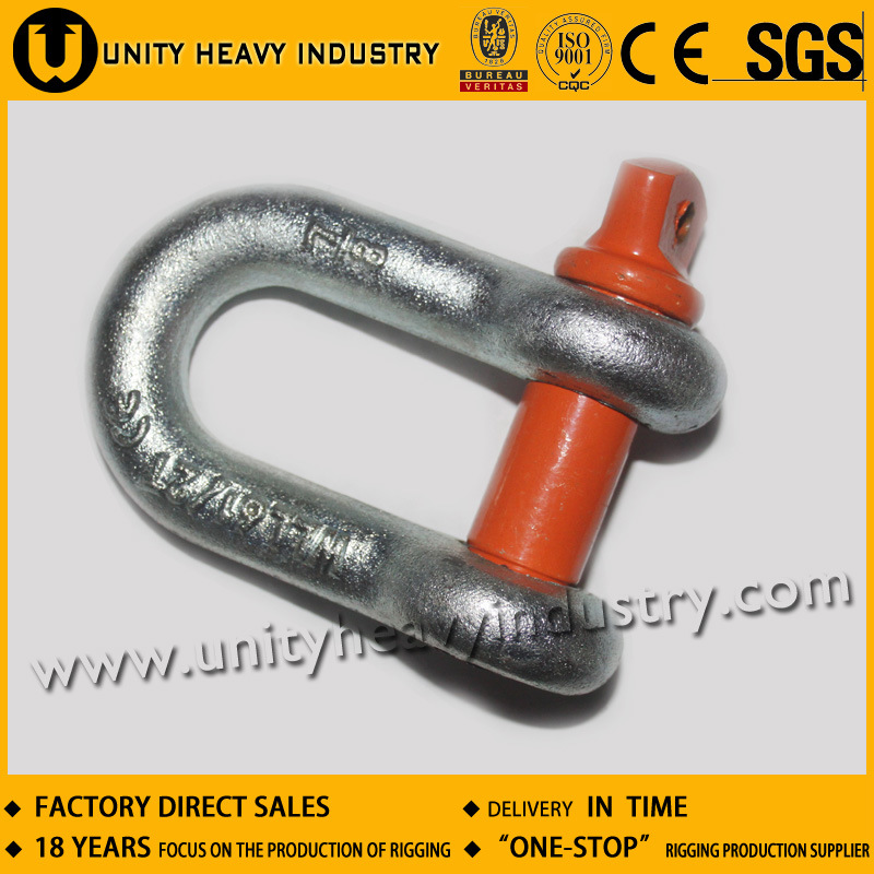 U. S Type G 210 Chain Shackle