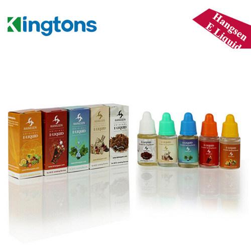 Hangsen 100% Real Tobacco Flavor E Juice Wholesale