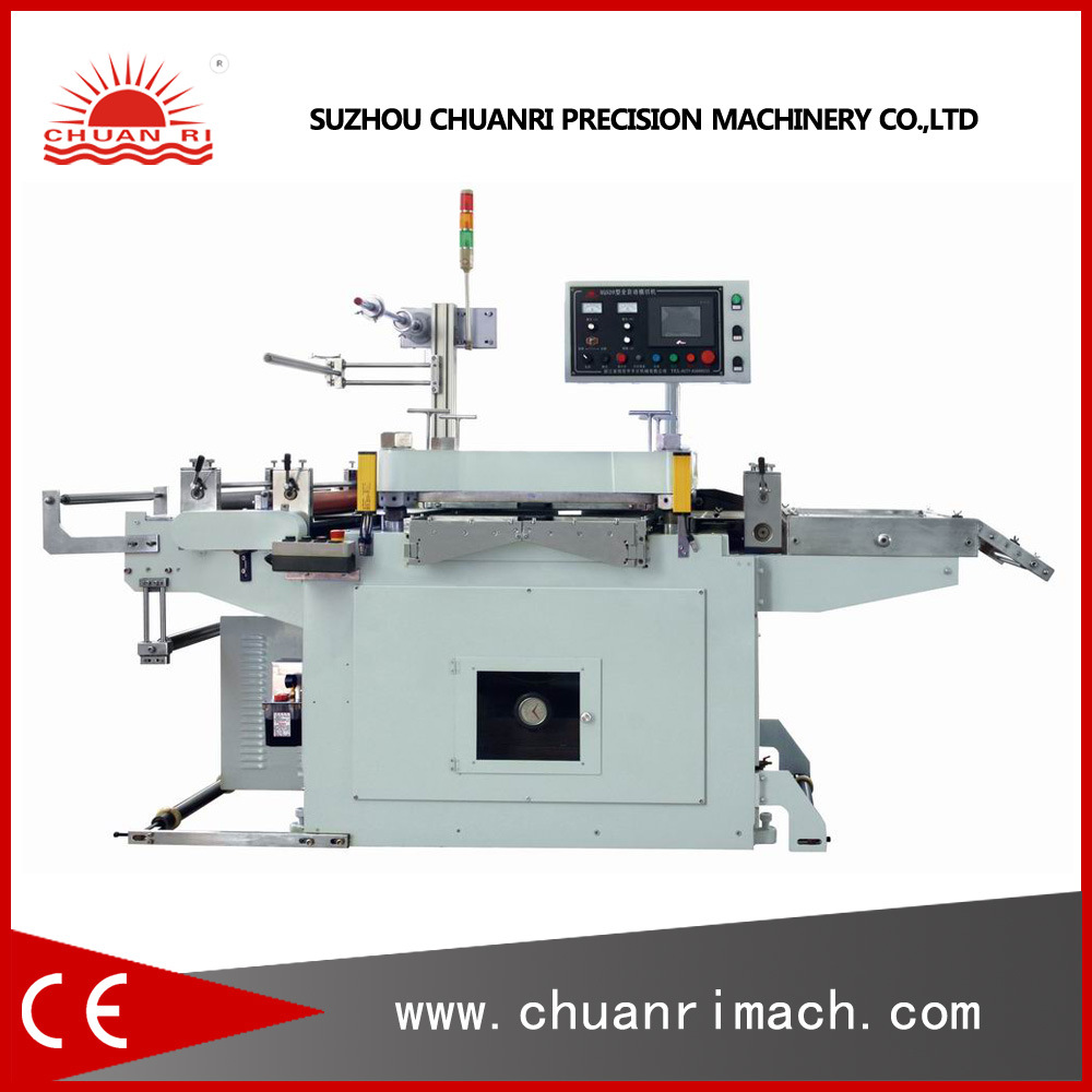 Iml / in Mold Label Die Cutting Machine (MQ-610)
