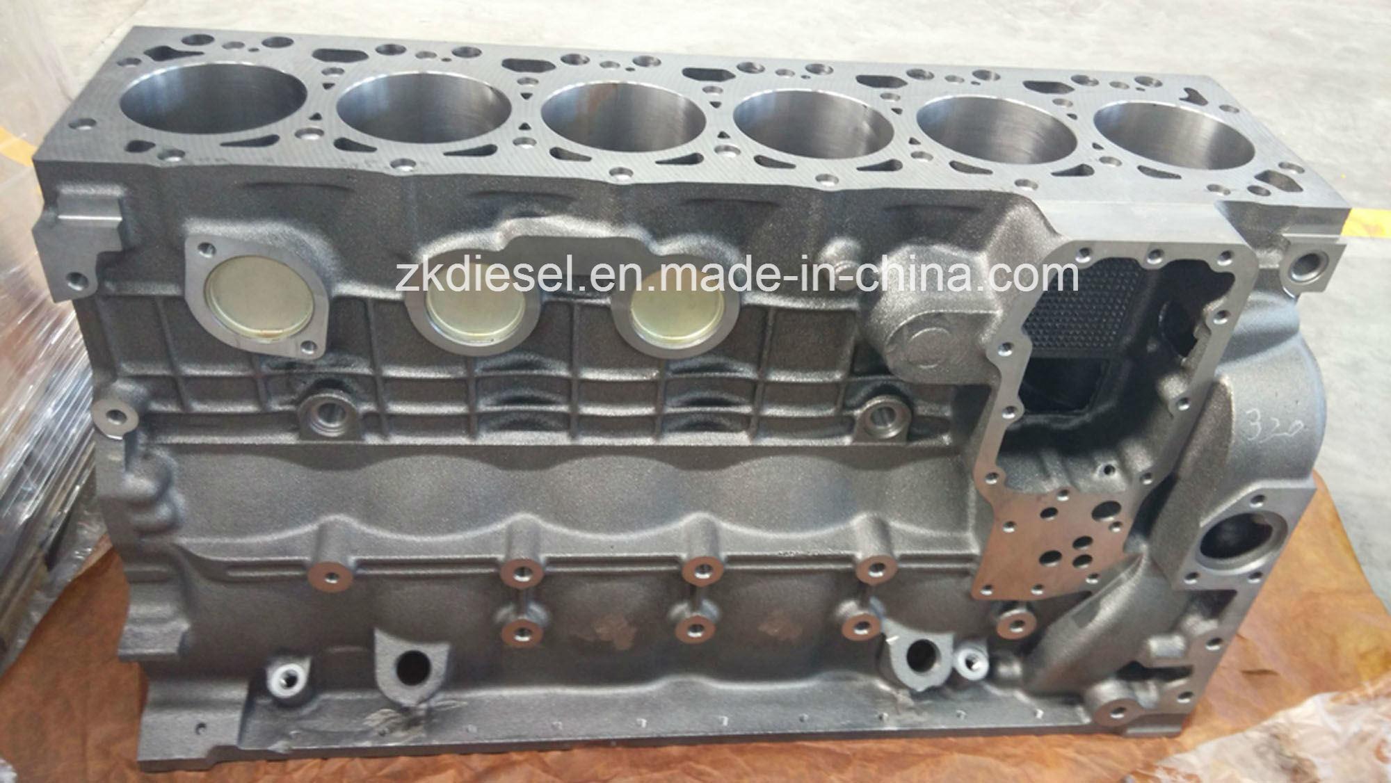 Factory Supply Cummins Isb5.9 Diesel Engine Cylinder Block with Original Casting 4897335/4089119/3971683/4897326/4025230/4025229/3963351/3979008