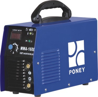 CE Approved Single Board IGBT Welding Machine (MMA-85/105/125/145/160)
