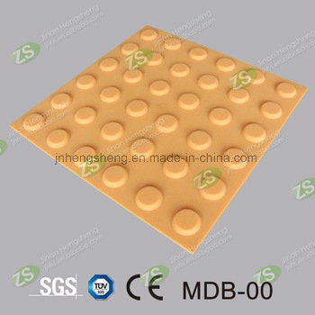 High Quality Self Adhesive TPU Plastic Tactile Paving Tile