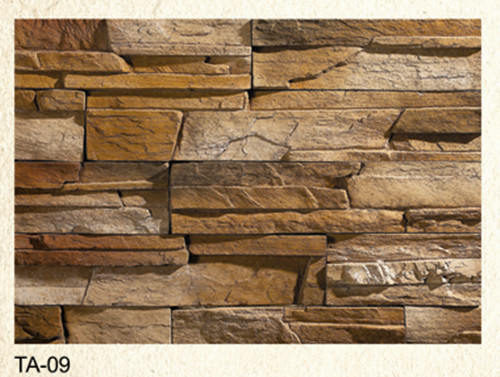 Stone Wall Imitation Stone Wall China Faux Stone Decorative Stone