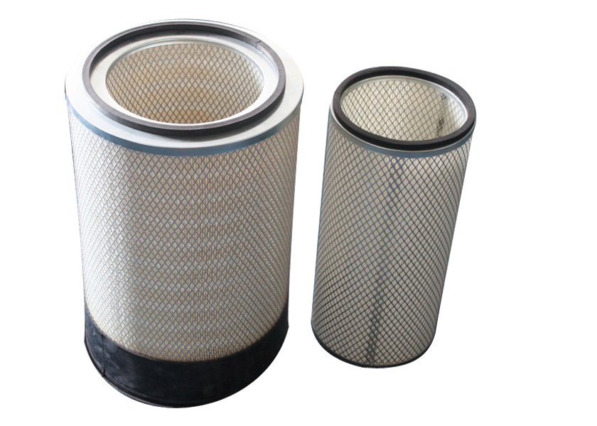 High Quality Truck Air Filter Cartridge Af25812