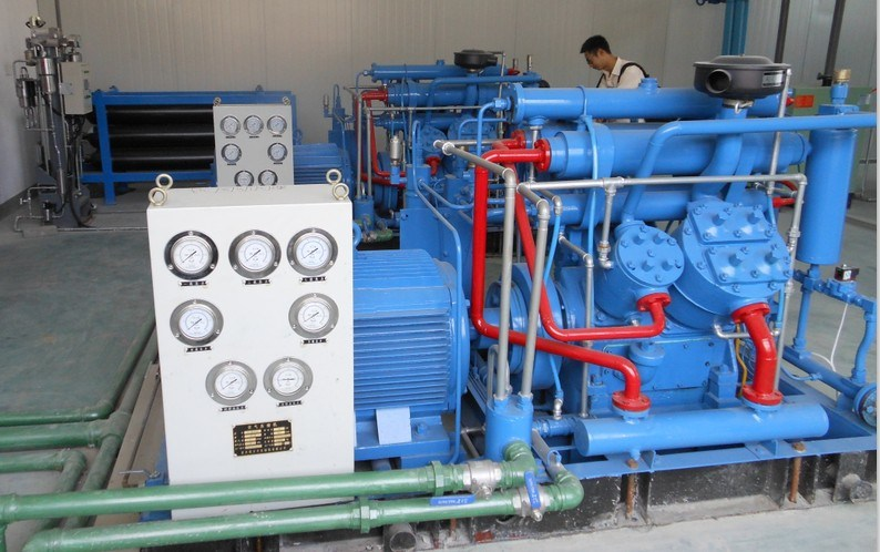 15-42Mpa High Pressure Water-Cooling Compressor