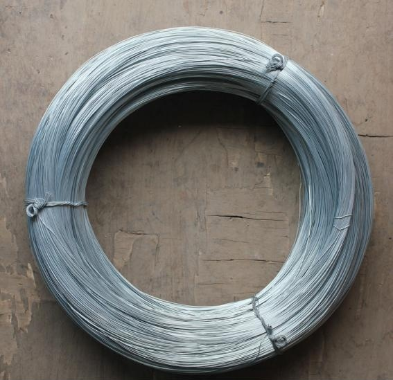 High Quality Zinc Coated Hot Dipped Galvanized Steel Wire (Tianjin factory)