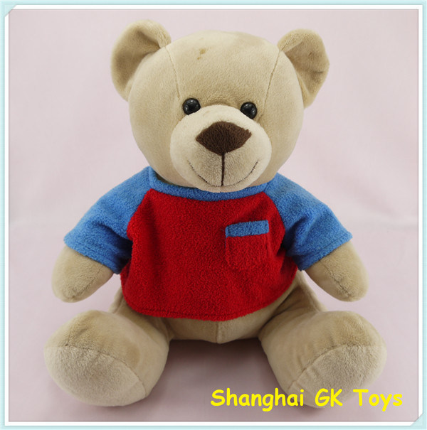 Mascot Customized Toys with Cloth Big Teddy Bear
