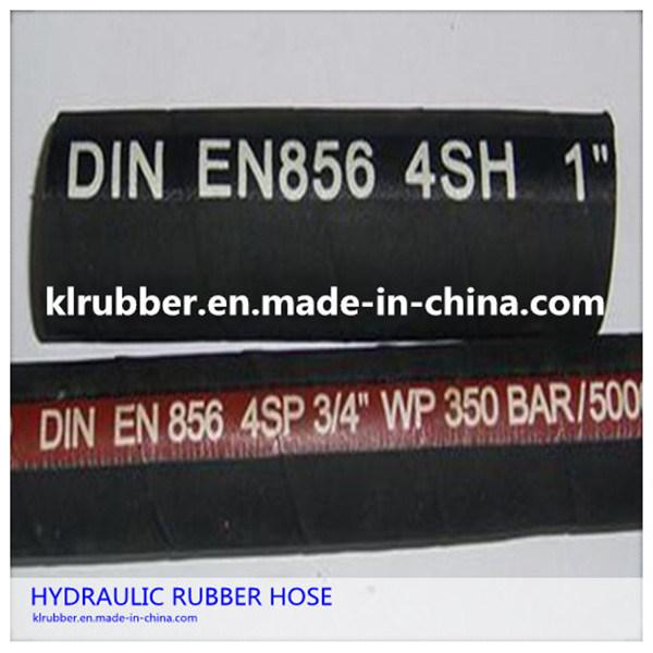 High Pressure Spiral Rubber Hydraulic Hose