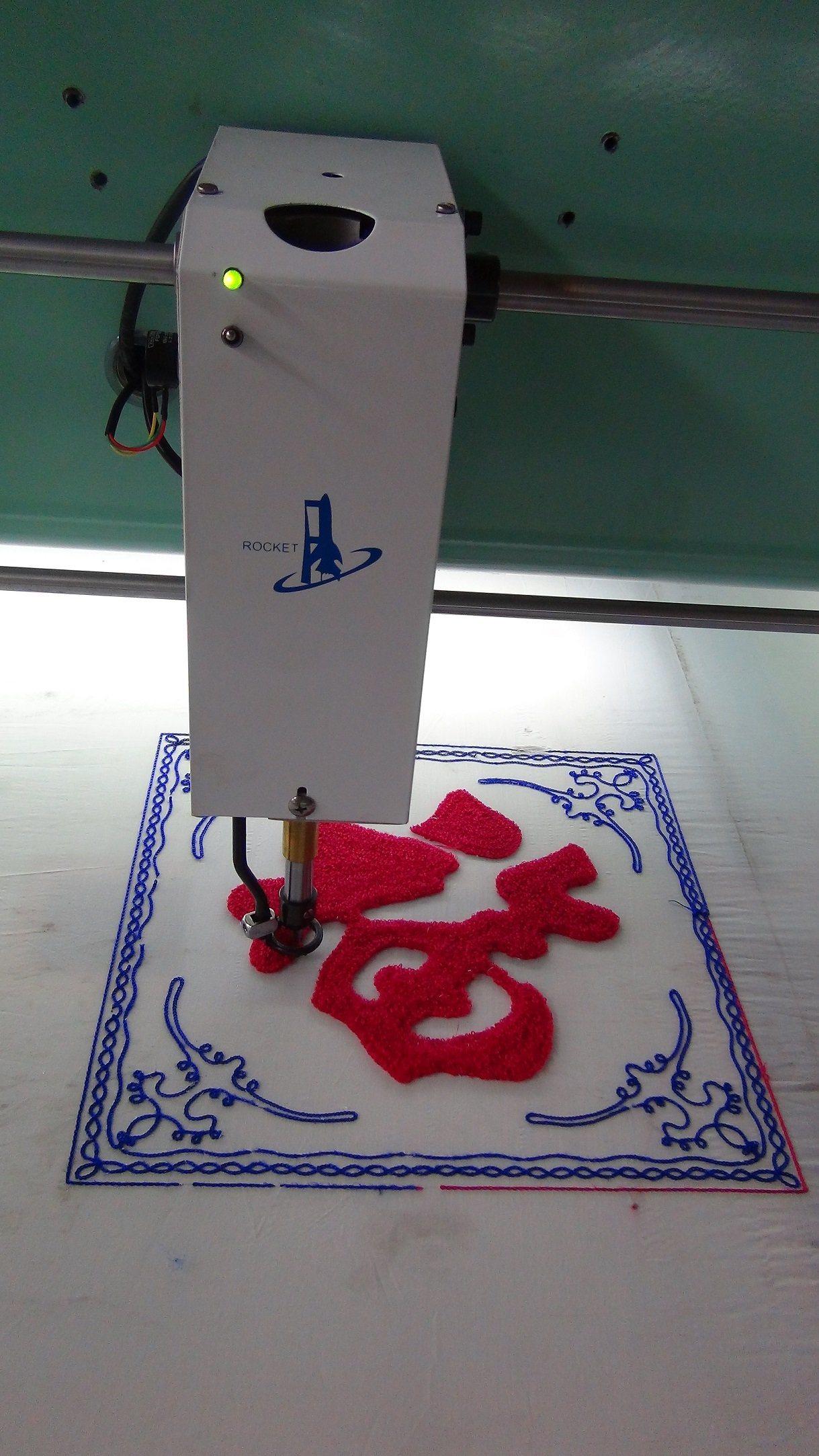 612 Chenile Computerised Embroidery Machine