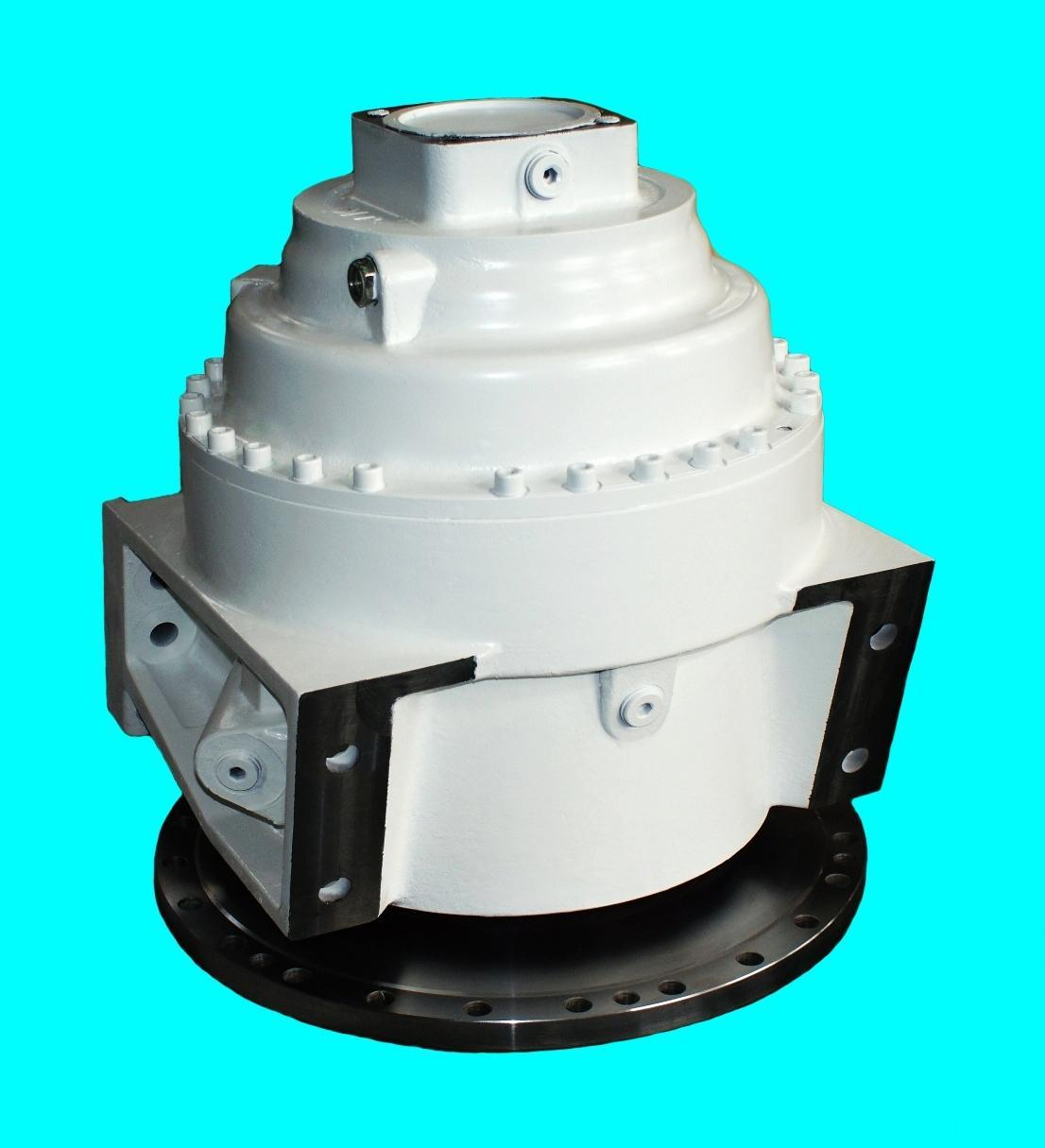 Gear Unit for Concrete Mixer