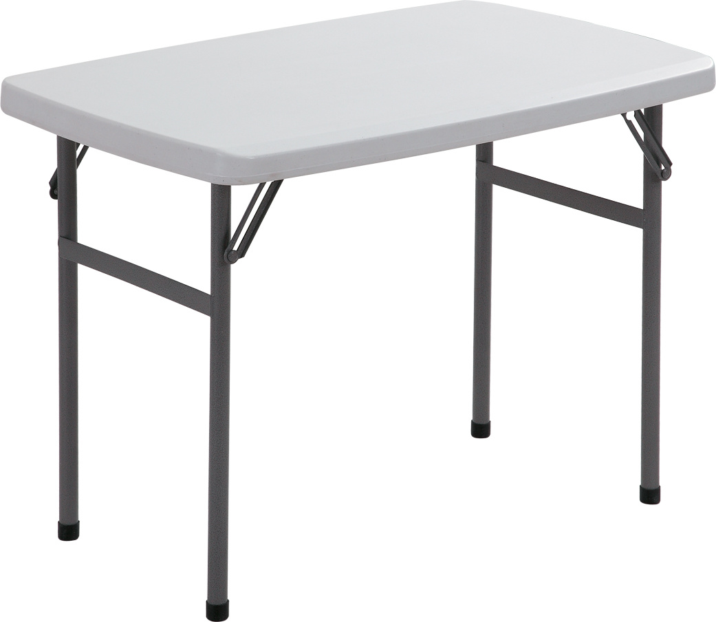 Folding Desk Table : China 2.5FT Folding Table (YCZ-76Z) Photos & Pictures - made-in-china ...