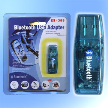 Bluetooth USB Dongle ES-388 I.S.S.C Drivers