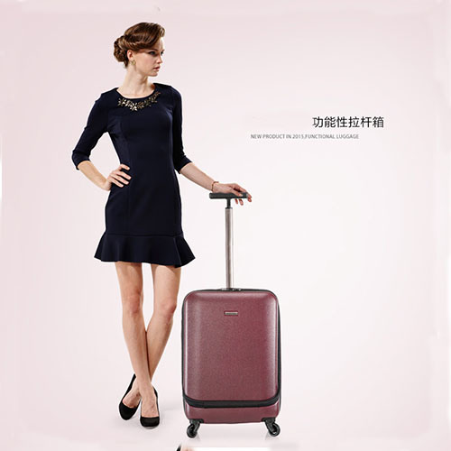 Fashion PC Travel Luggage Trolley Luggage Bag /Case Luggage