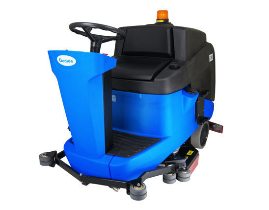 Gadlee Ce Automatic Smart Ride-on Scrubber