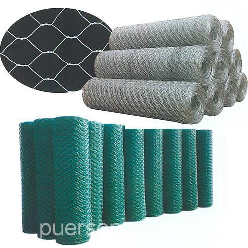 Twisted Hexagonal Wire Netting