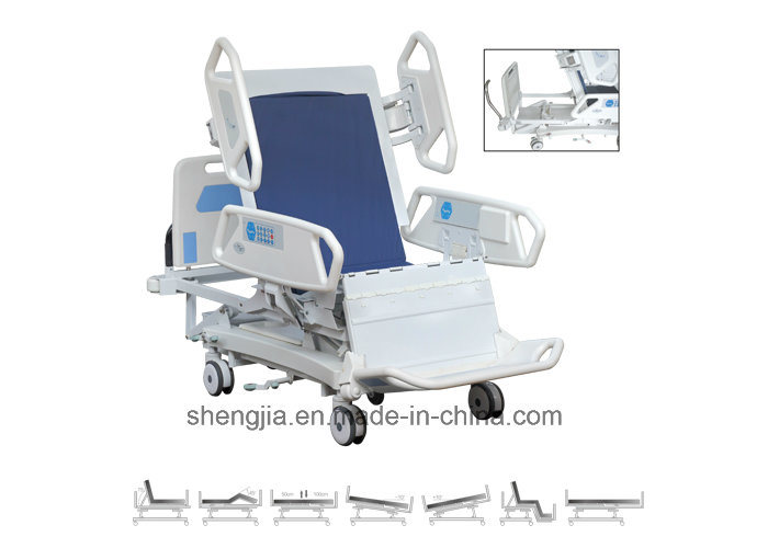 Sjb800ec Hospital Bed with Eight Function