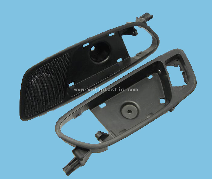 ABS Plastic Injection Parts OEM