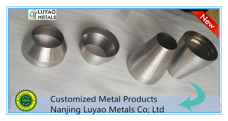 OEM Precision Sheet Metal Spinning Parts