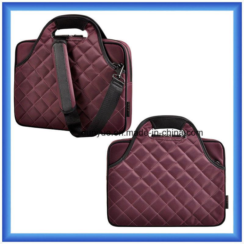 "Customized Portable Laptop Bag, Promotional Laptop Messenger Bag, Convertible Notebook Bag Fit for 11"", 13"", 15"" Laptop"