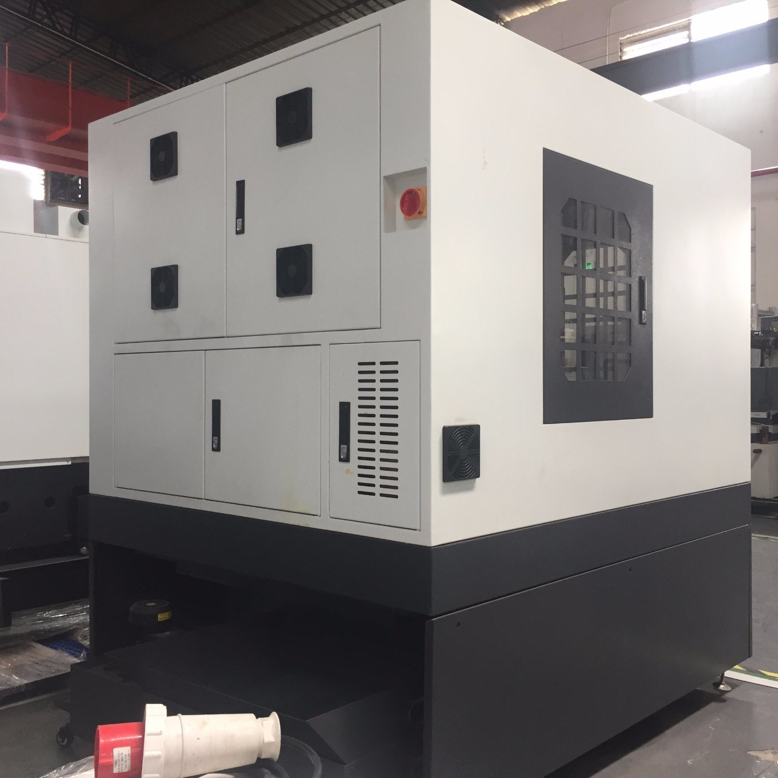 High Speed with High Precision Jcdx4050 CNC Engraving and Milling Machine