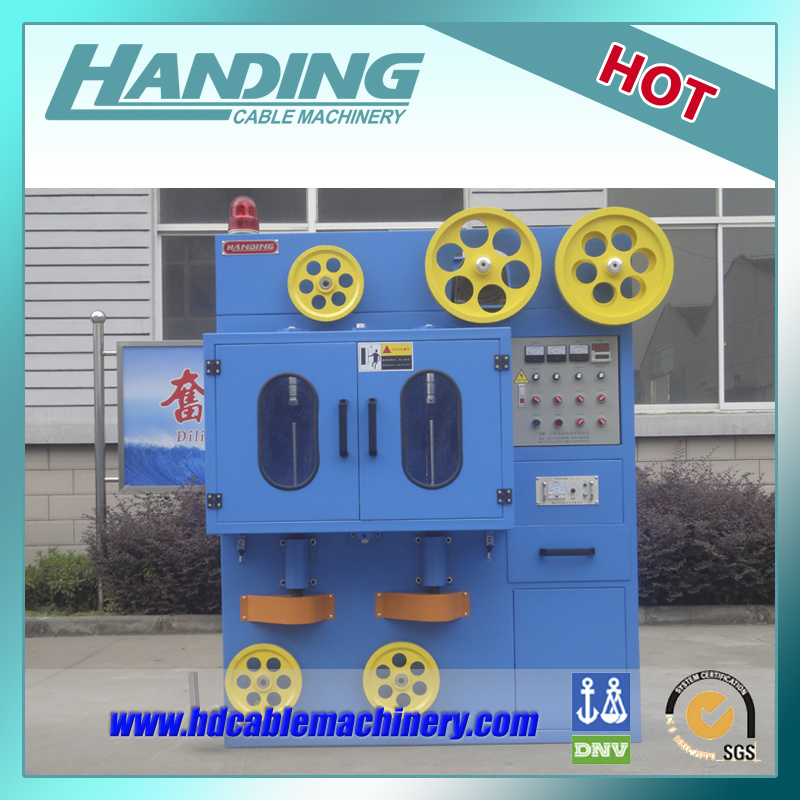 Vertical Tapping Machine for Wire Product