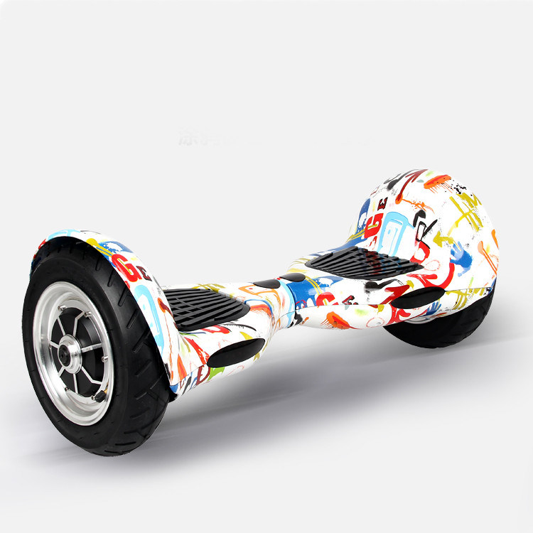 10inch Ce RoHS Bluetooth Music Electric Skateboard